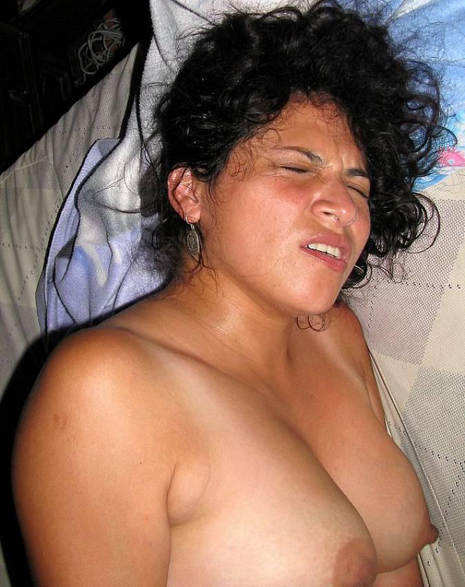 Hairy Ebony Bbw Creampie