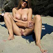 Boyfriends beach.
