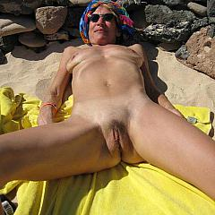 Amateur naked.