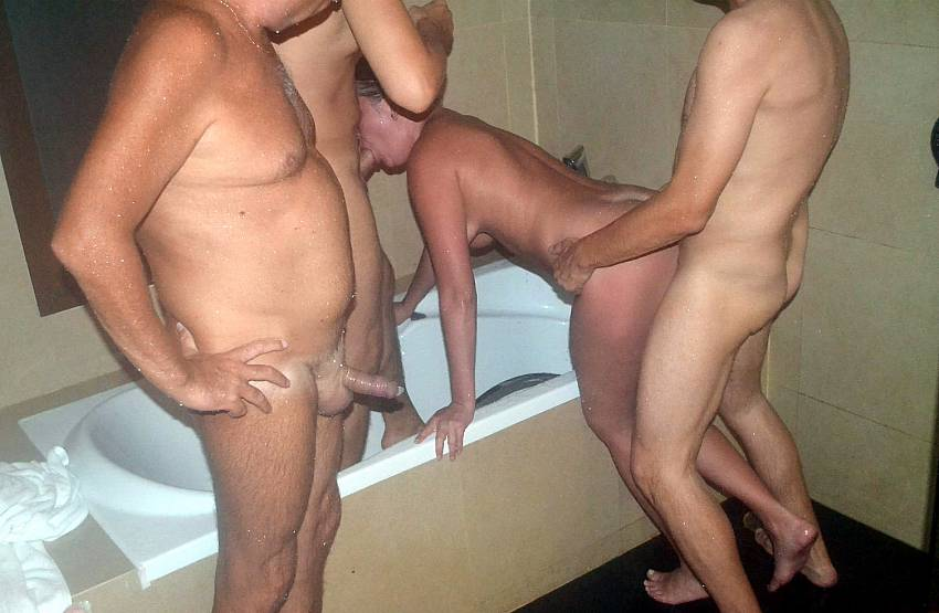 Amateur private mature swingers