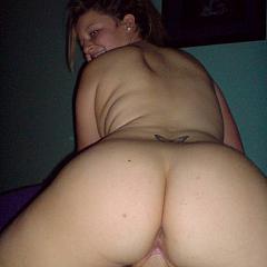 Amateur girlfriend.