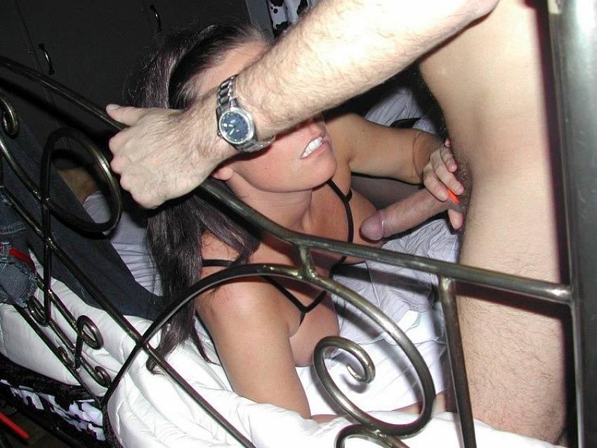 Latina gaping anal